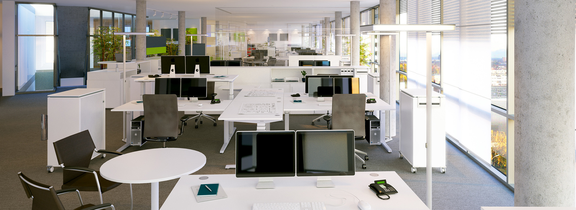 Corporate Lease Office Space in Gurgaon